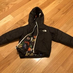 2T Northface Jacket